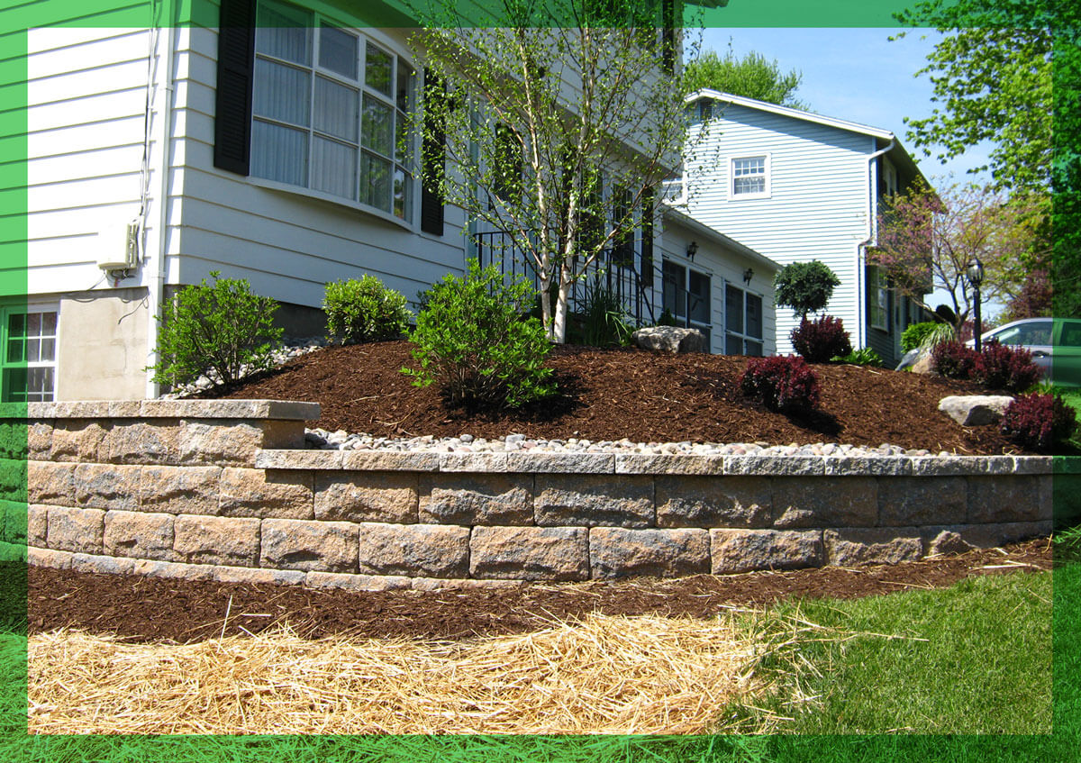 Award Winning Retaining Wall